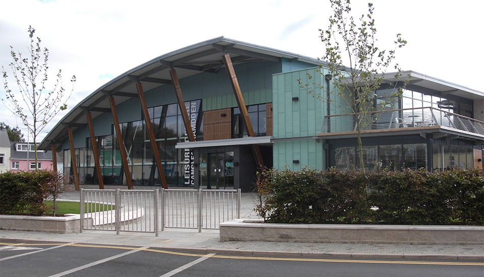 Leisure Centre, Haverfordwest