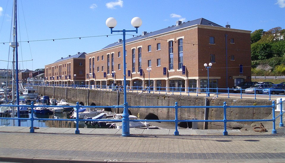 Nelson Quay, Milford Haven