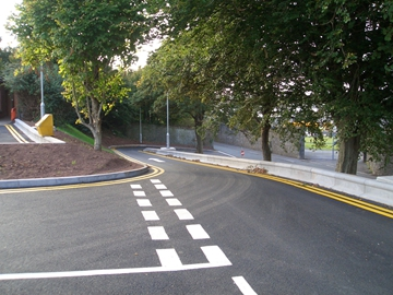 Car Park Improvements, South Pembrokeshire Hospital