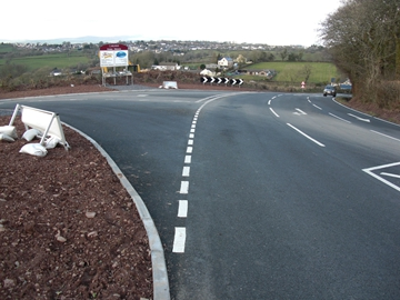 New Junction Design, A478 Narberth